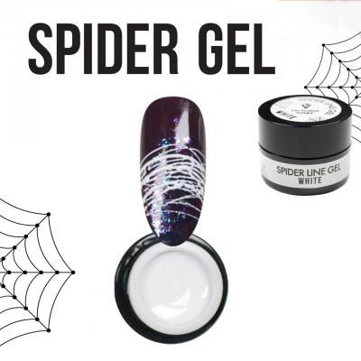 Spider Gel Victoria Vynn - White (Branco)