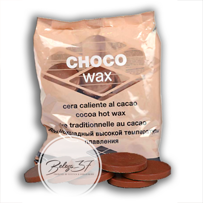 Cera em Disco 1Kg Beauty Image – Chocolate