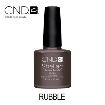CND Shellac – Rubble (Acastanhado)