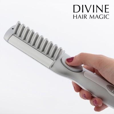 Escova de Alisamento Elétrica DHM