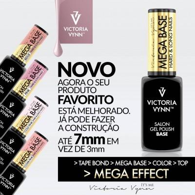 Mega Base Victoria Vynn Transparente 8ml
