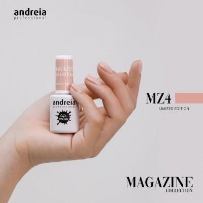 Verniz Gel Andreia MZ4 – Nude Claro (Intemporal)