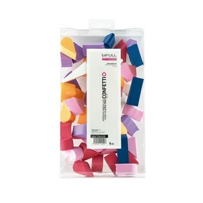 Esponjas de Maquilhagem Confetti Sem Latex Várias Formas BIFULL - Pack 150g
