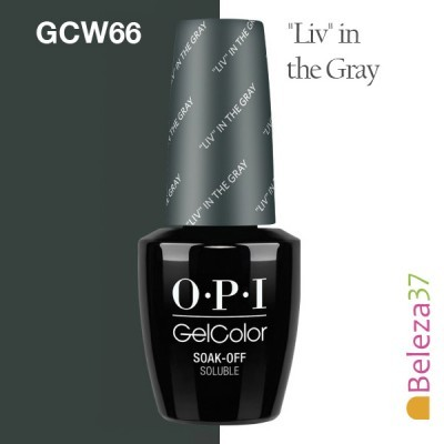 "OPI GC W66 - ""Liv"" in the Gray"