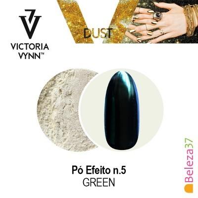 Pó Efeito Victoria Vynn n.5 Green (Verde)