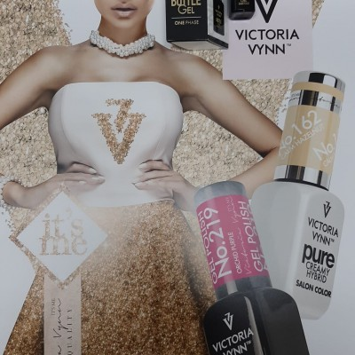 Bottle Gel Victoria Vynn - OFERTA DE POSTER