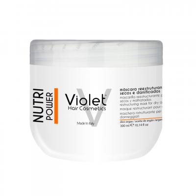 Máscara Violet Nutri Power 300ml