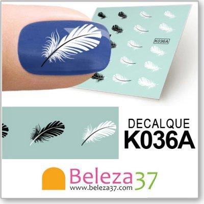 Decalques de Penas (K036A)
