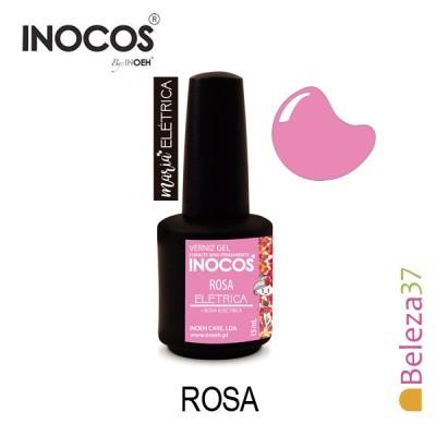 Verniz Gel Inocos 106 — Maria Elétrica Rosa