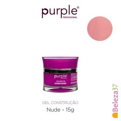 Gel Construtor Purple Gel Cover Nude 15g