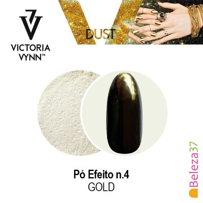 Pó Efeito Victoria Vynn n.4 GOld