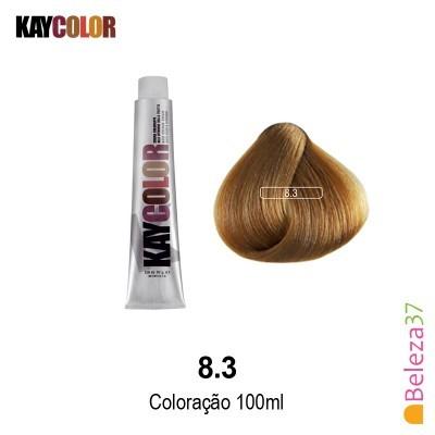 KayColor Coloração 100ml - Cor 8.3