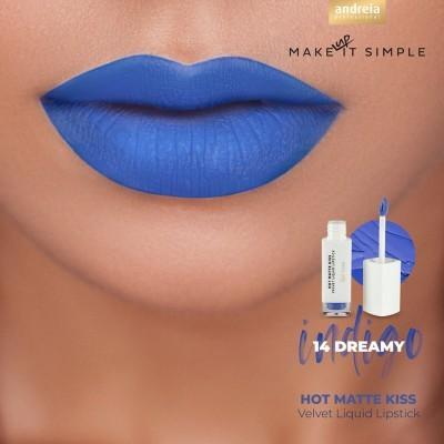 Andreia Lips 2 - HOT MATTE KISS