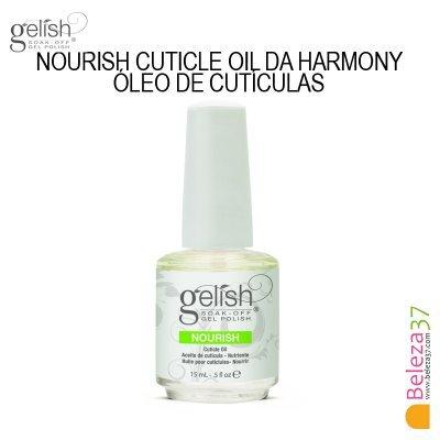 Nourish Cuticle Oil da Harmony - Óleo de Cutículas