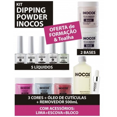 Kit Dipping Powder Inocos