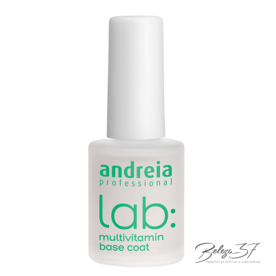 lab: multivitamin base coat andreia