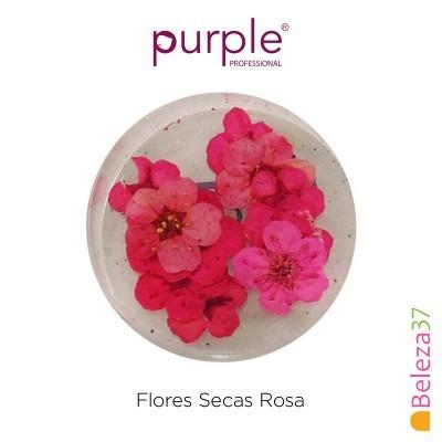 Flores Secas Rosa
