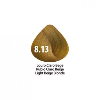 Tinta Violet Keratin Trendy 8.13 - 100ml - LOURO CLARO BEGE