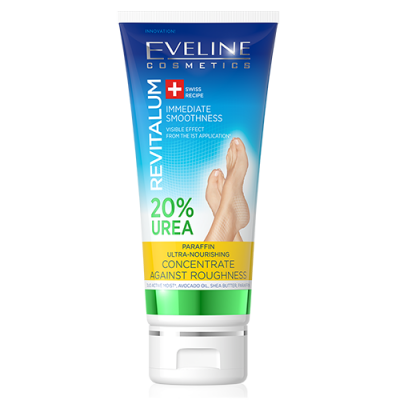 Creme de Pés Eveline Revitalum 20% Urea 75ml