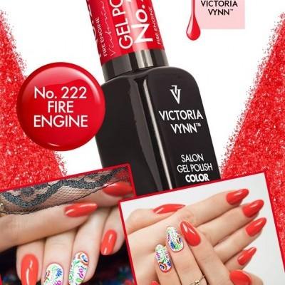 Victoria Vynn 222 - Fire Engine (Vermelho)