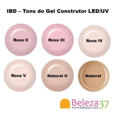 IBD – Gel Construtor LED/UV French Xtreme White 56g (Branco Cal)