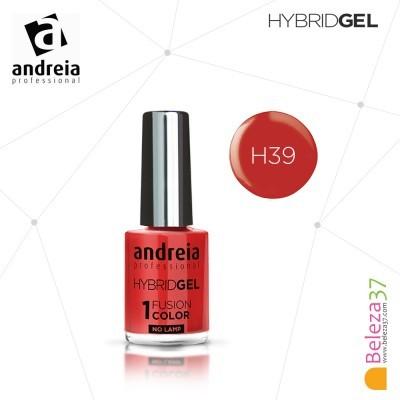 Hybrid Gel Andreia – Fusion Color H39
