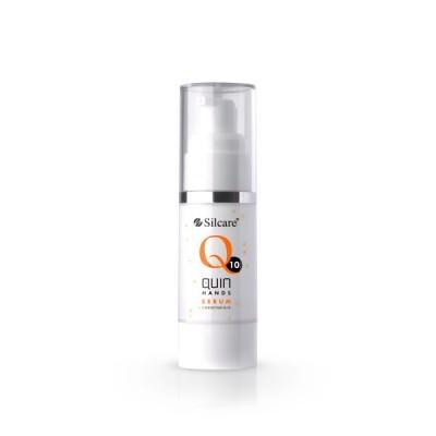 Creme de Mãos Silcare - Hand Serum QUIN Coenzyme Q10 30ml