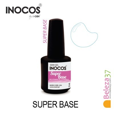 Verniz Gel Inocos — Super Base 15ml