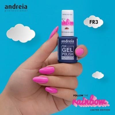 The Gel Polish Andreia FR3 - Fúchsia Néon