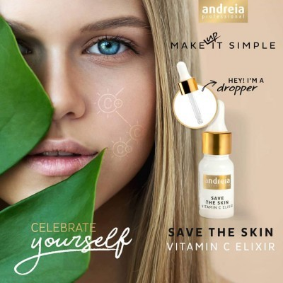 Andreia Face 0 - SAVE THE SKIN - Vitamin C Elixir