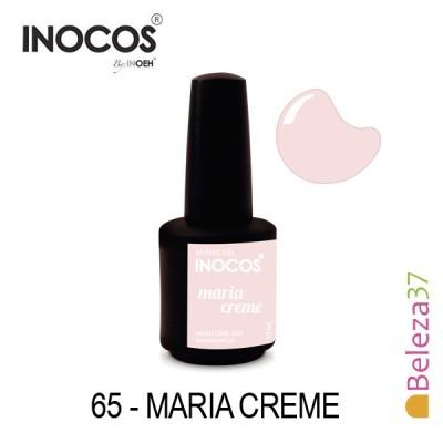 Verniz Gel Inocos 65 — Maria Creme