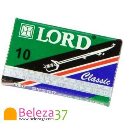 Lâminas Lord Classic - 10 unidades