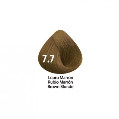 Tinta Violet Keratin Trendy 7.7 - 100ml - LOURO MARRON