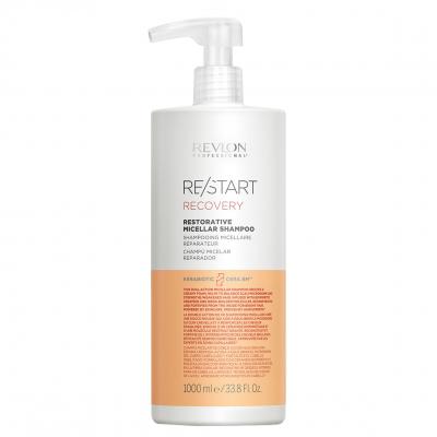 Revlon Restart Recovery Restorative Shampoo 1000ml