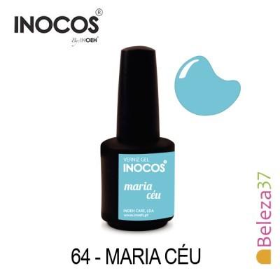 Verniz Gel Inocos 64 — Maria Céu