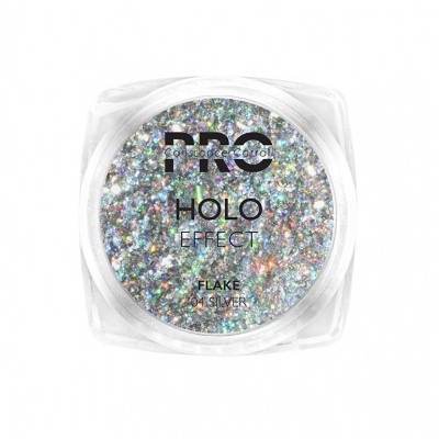 Pigmento Holographic Flake Constance Carroll - Silver 04