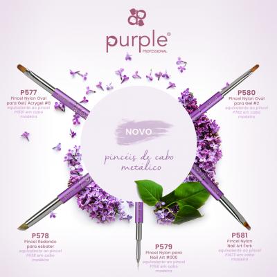 Pincel Purple