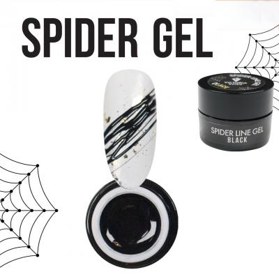 Spider Gel Victoria Vynn - Black (Preto)