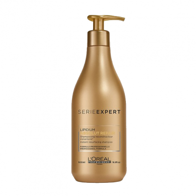 Champô L'Oréal Absolut Repair Lipidium 500ml