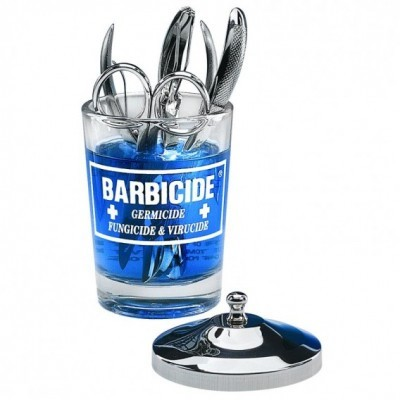 Barbicide - Jarro de Vidro Pequeno 120ml