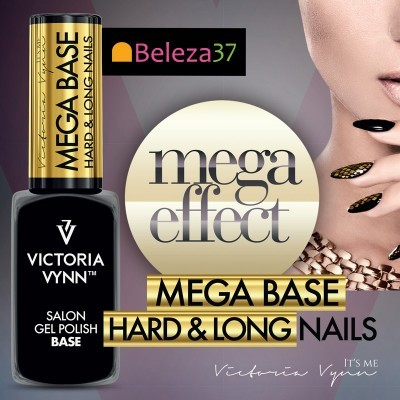 Mega Base Victoria Vynn Transparente 8ml