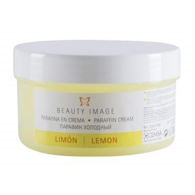 Parafina em Creme Beauty Image - Limão 190ml