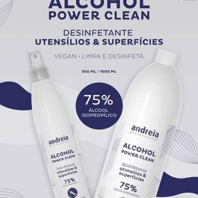 Alcohol Power Clean Utensílios & Superfícies