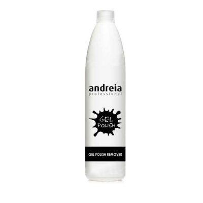 Verniz Gel Andreia — Remover 500ml