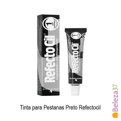 Tinta para Pestanas RefectoCil - Preto