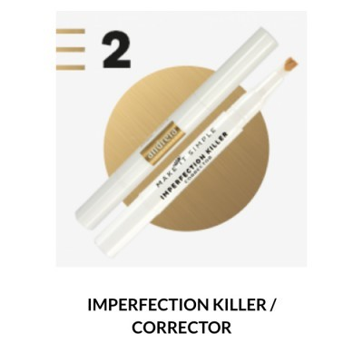Andreia Face 2 - IMPERFECTION KILLER
