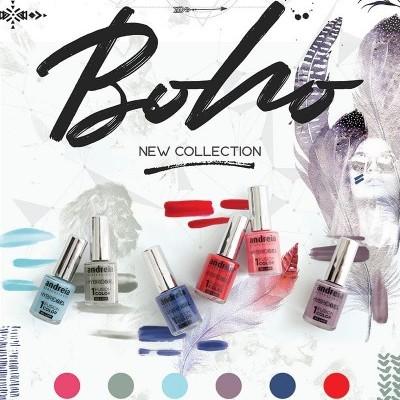 HYBRID GEL ANDREIA – Fusion Color - BOHO COLLECTION