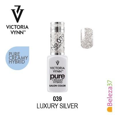 Victoria Vynn PURE 039 – Luxury Silver