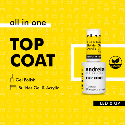 All In One Andreia Top Coat