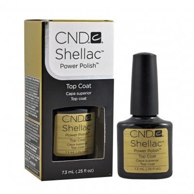 CND SHELLAC - Top Coat Original 7,3ml